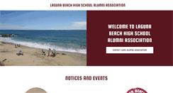 Preview of lagunabeachalumni.org